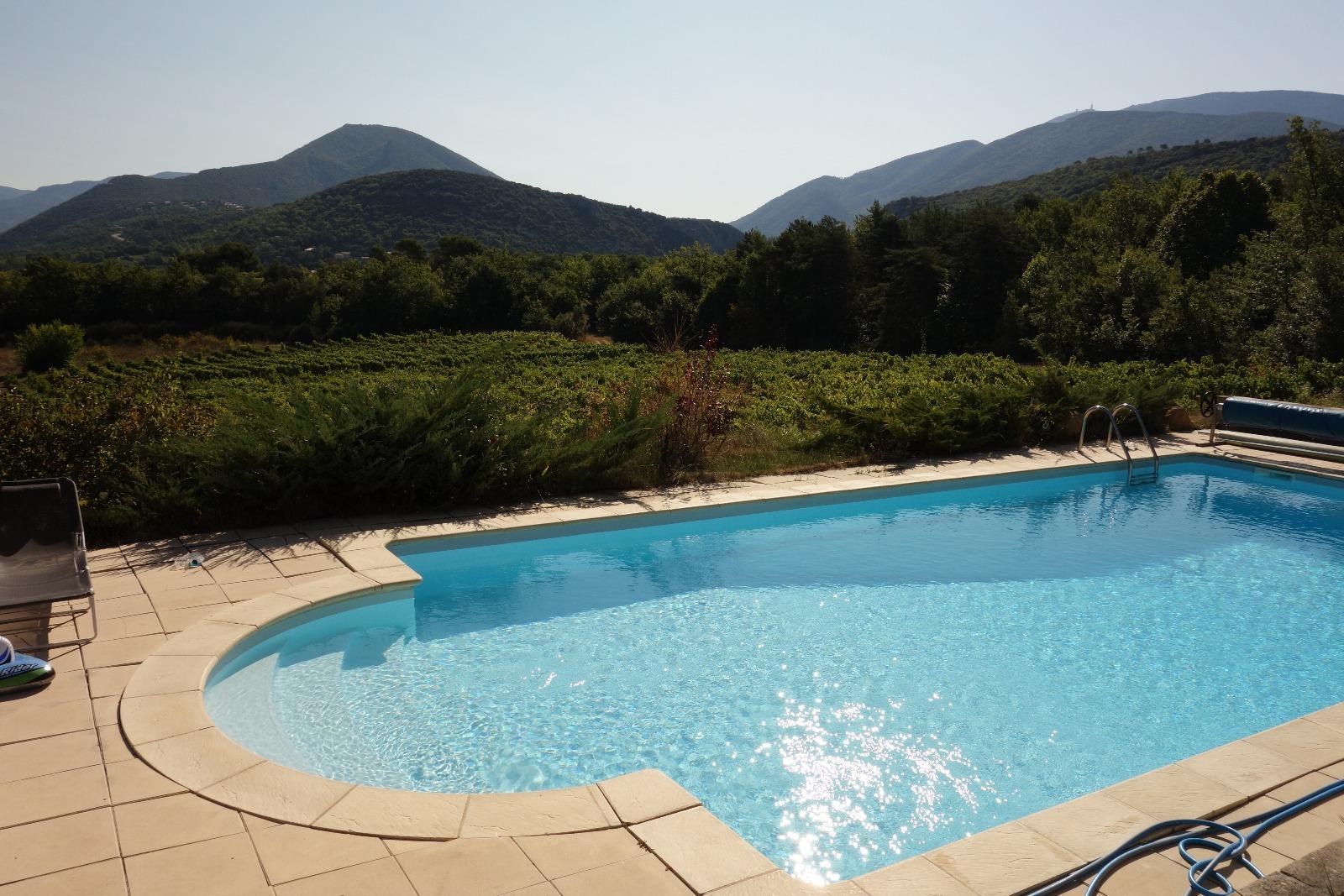 Annonce villa 6 pieces vaison la romaine vente for Prix piscine 10x5m