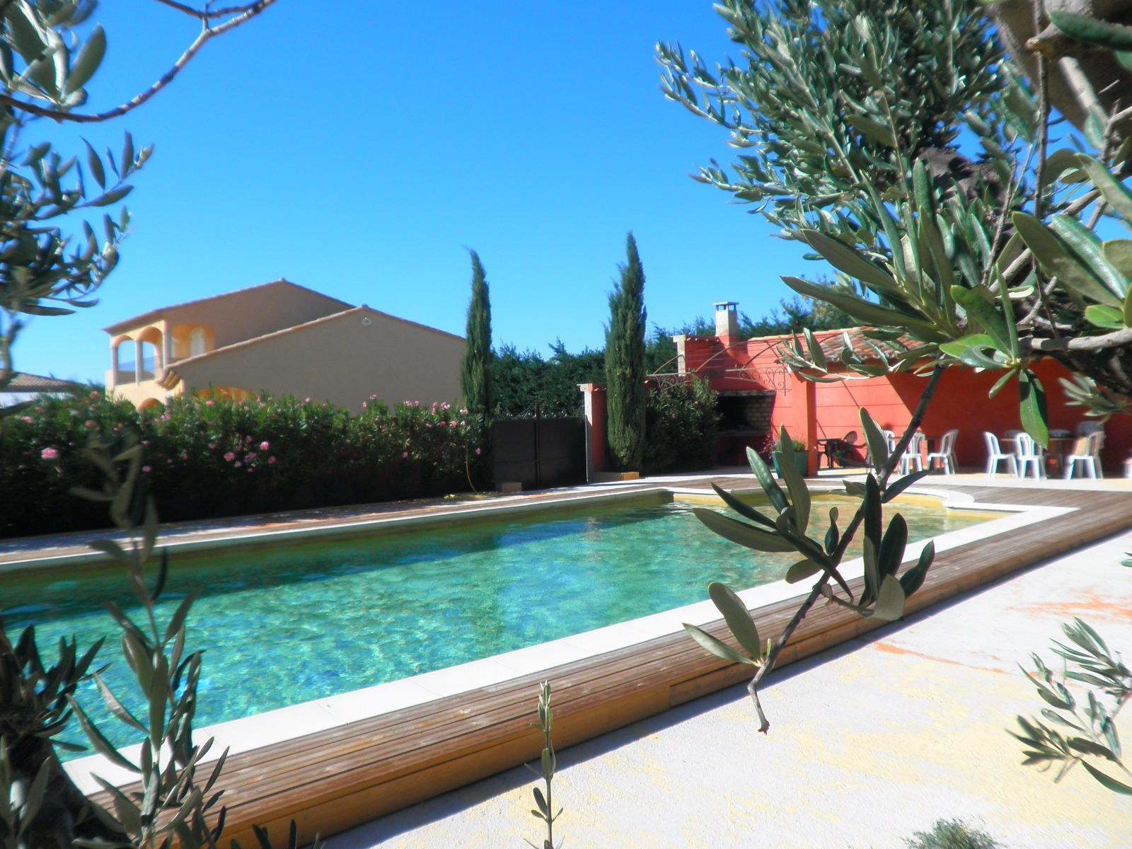 Annonce villa 8 pieces vaison la romaine vente for Prix piscine 12x6